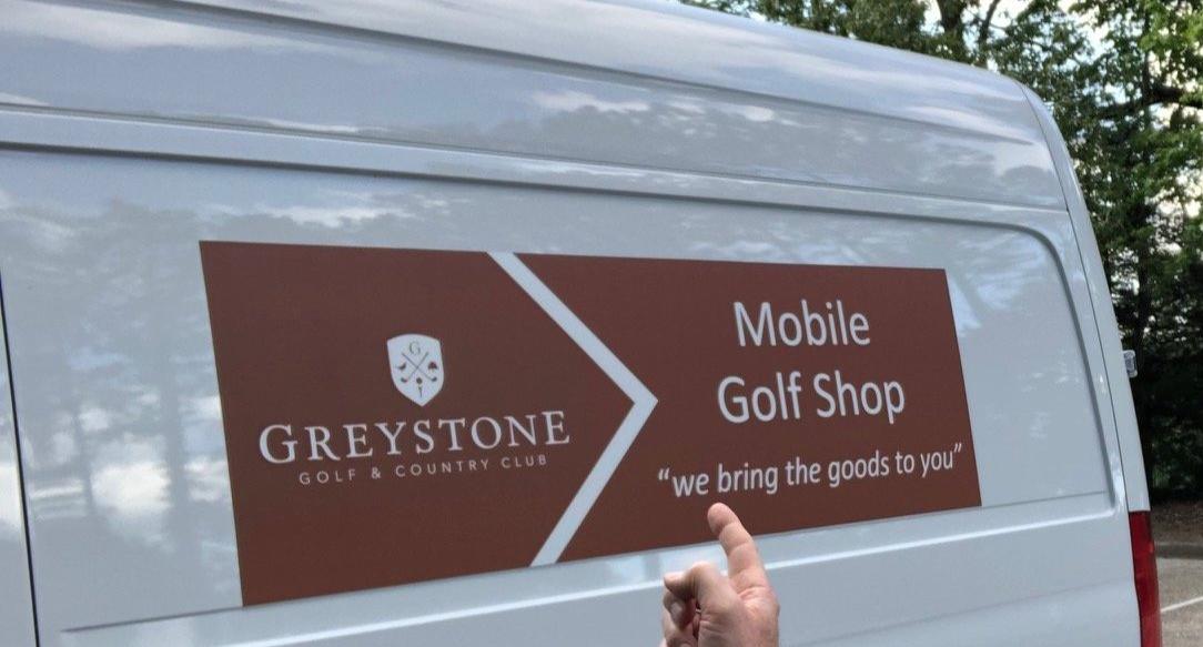 Greystone Mobile Golf Shop