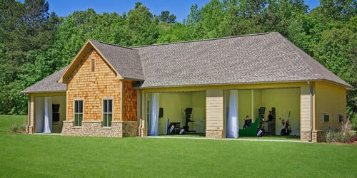 The Greystone Legacy Course Training Center