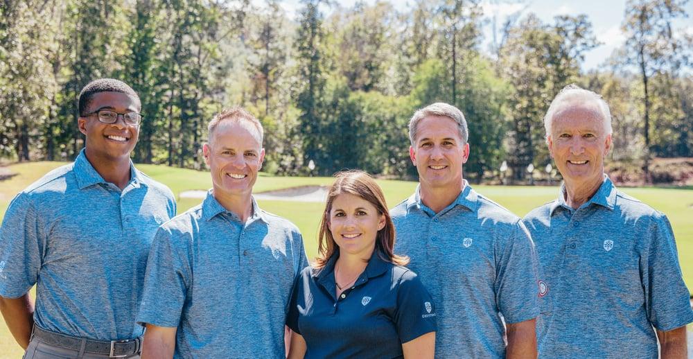 The Blackburn Golf Academy Team at Greystone Golf & Country Club