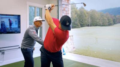 mark blackburn golf instruction